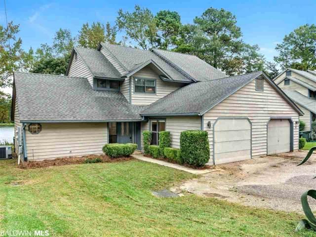 38 Lake Shore Drive, Daphne, AL 36526 (MLS #290614) :: Elite Real Estate Solutions