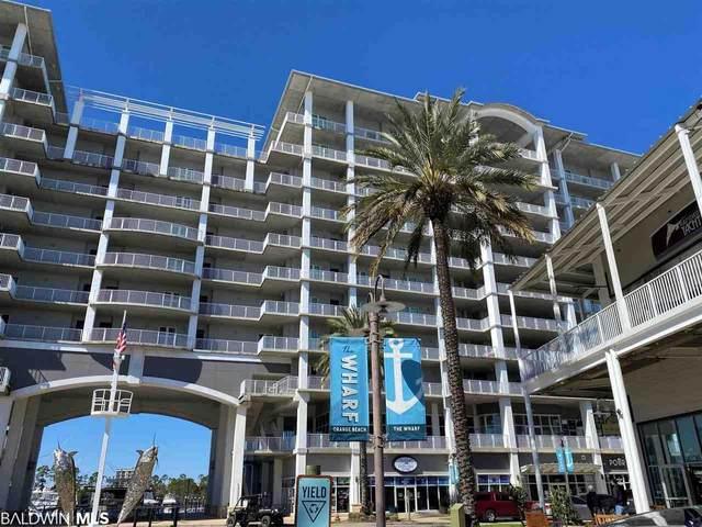 4851 Wharf Pkwy #411, Orange Beach, AL 36561 (MLS #290705) :: Gulf Coast Experts Real Estate Team