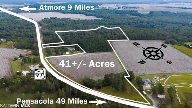 0 Highway 97, Walnut Hill, FL 32568 (MLS #290739) :: Elite Real Estate Solutions