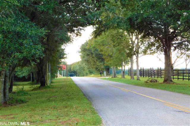 0 Dragoon Court, Summerdale, AL 36580 (MLS #290848) :: Jason Will Real Estate