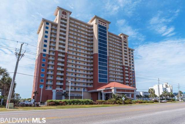 365 E Beach Blvd #503, Gulf Shores, AL 36542 (MLS #291302) :: Elite Real Estate Solutions