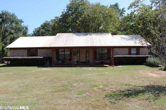 38650 County Road 39, Bay Minette, AL 36507 (MLS #291387) :: Elite Real Estate Solutions
