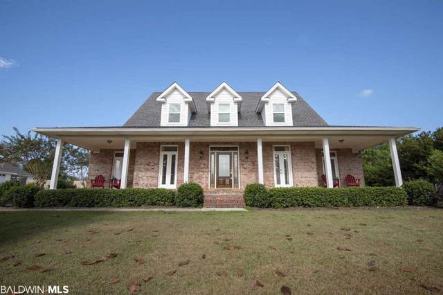 12873 Saddlebrook Circle, Fairhope, AL 36532 (MLS #291491) :: Dodson Real Estate Group