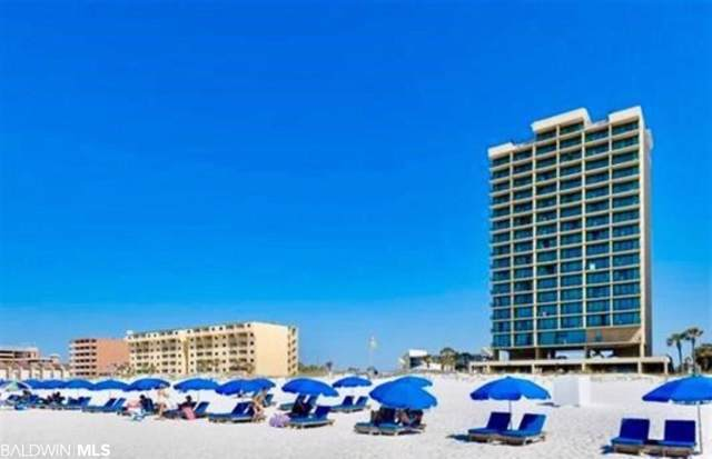 533 W Beach Blvd #1101, Gulf Shores, AL 36542 (MLS #291602) :: Elite Real Estate Solutions