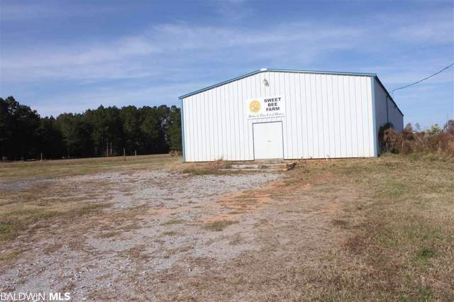 16867 Underwood Road, Foley, AL 36535 (MLS #291831) :: JWRE Powered by JPAR Coast & County