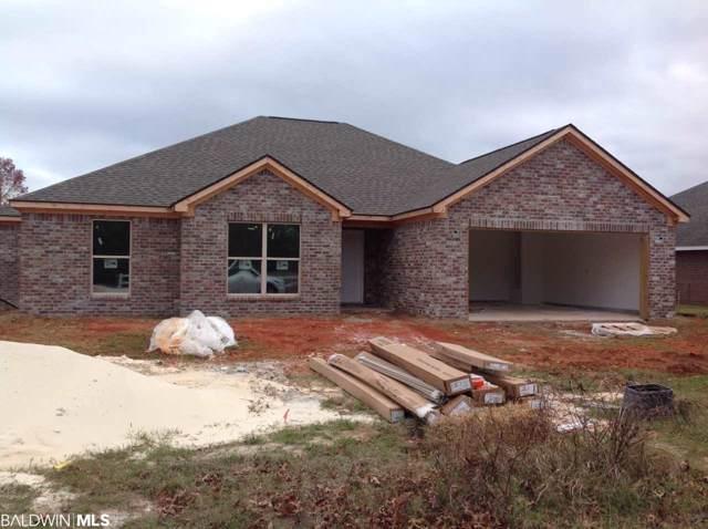 140 Pemberton Loop, Fairhope, AL 36532 (MLS #291974) :: Elite Real Estate Solutions