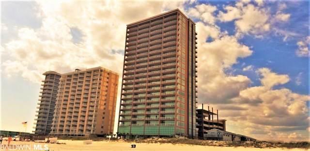 801 W Beach Blvd #1604, Gulf Shores, AL 36542 (MLS #292142) :: The Kim and Brian Team at RE/MAX Paradise