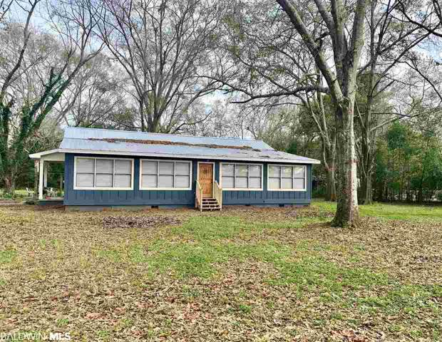 21880 County Road 49, Silverhill, AL 36576 (MLS #292369) :: Elite Real Estate Solutions