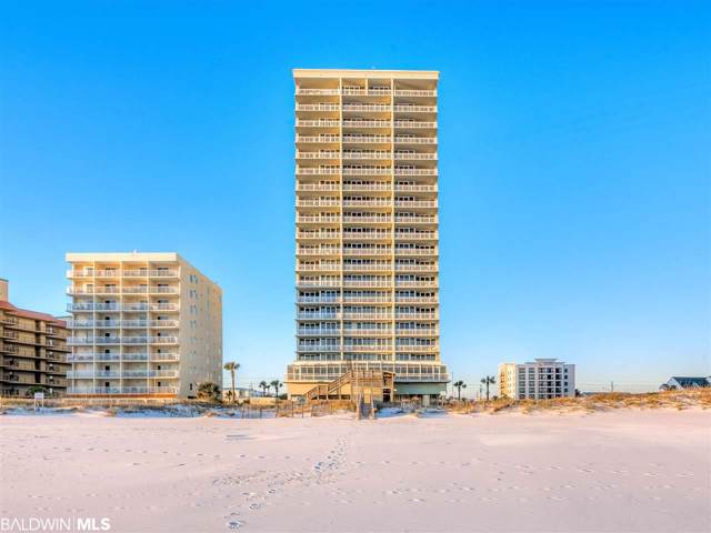 527 E Beach Blvd #1403, Gulf Shores, AL 36542 (MLS #293608) :: Gulf Coast Experts Real Estate Team