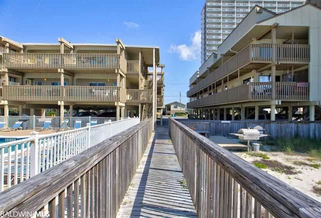 1027 W Beach Blvd #109, Gulf Shores, AL 36542 (MLS #293678) :: EXIT Realty Gulf Shores