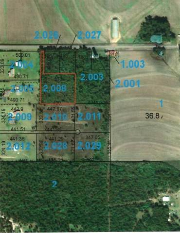 0 Dogwood Rd, Brewton, AL 36426 (MLS #294475) :: Elite Real Estate Solutions