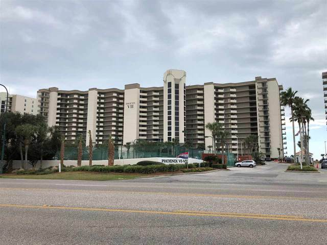 26802 Perdido Beach Blvd #706, Orange Beach, AL 36561 (MLS #294576) :: Gulf Coast Experts Real Estate Team