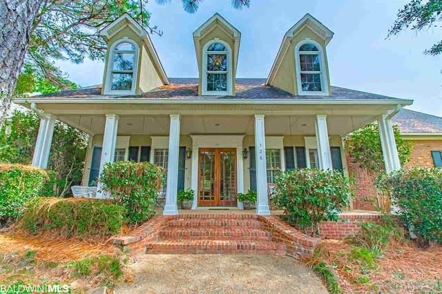 126 Clubhouse Drive, Fairhope, AL 36532 (MLS #294742) :: Gulf Coast Experts Real Estate Team