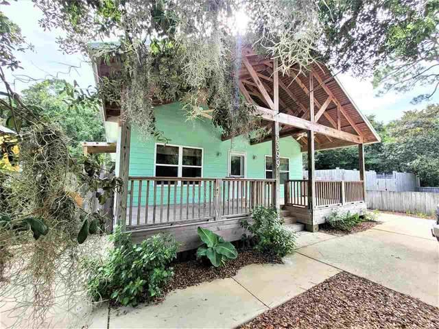 5399 Mississippi Ave, Orange Beach, AL 36561 (MLS #294822) :: Coldwell Banker Coastal Realty