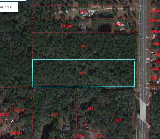 0 Schillinger Road, Mobile, AL 36695 (MLS #294856) :: Elite Real Estate Solutions
