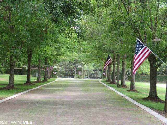 0 Itea Drive, Magnolia Springs, AL 36555 (MLS #294987) :: Mobile Bay Realty