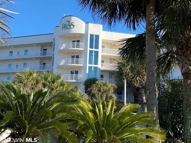 27501 Perdido Beach Blvd #206, Orange Beach, AL 36561 (MLS #295129) :: Ashurst & Niemeyer Real Estate