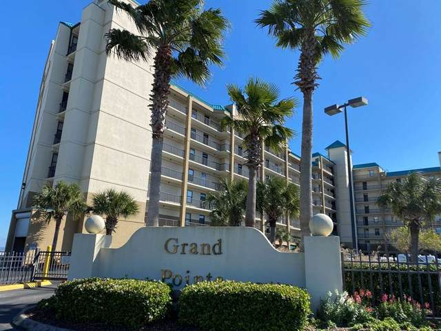 27284 Gulf Rd #604, Orange Beach, AL 36561 (MLS #295130) :: ResortQuest Real Estate