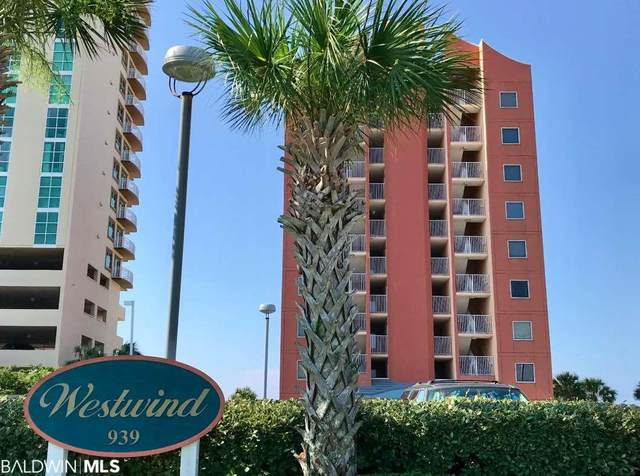 939 W Beach Blvd #602, Gulf Shores, AL 36542 (MLS #295151) :: The Kathy Justice Team - Better Homes and Gardens Real Estate Main Street Properties