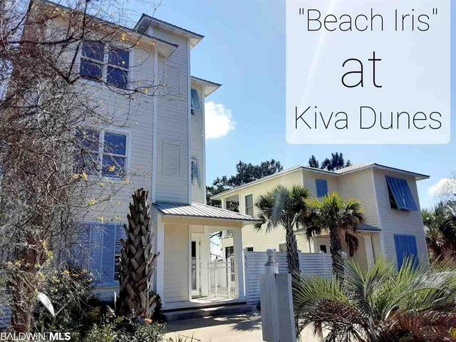 6727 Kiva Way, Gulf Shores, AL 36542 (MLS #295236) :: Elite Real Estate Solutions
