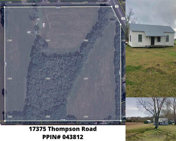 17375 Thompson Rd, Loxley, AL 36551 (MLS #295484) :: Levin Rinke Realty