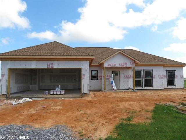 10176 Bridgewater Drive, Theodore, AL 36582 (MLS #295608) :: Elite Real Estate Solutions