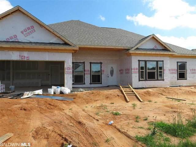 10140 Bridgewater Drive, Theodore, AL 36582 (MLS #295612) :: Elite Real Estate Solutions