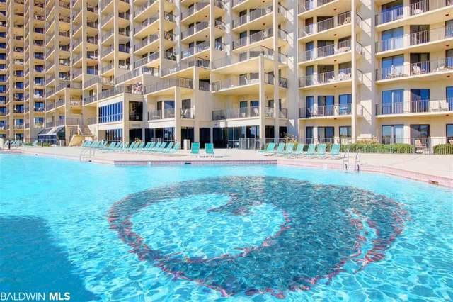 26802 Perdido Beach Blvd #509, Orange Beach, AL 36561 (MLS #295639) :: Gulf Coast Experts Real Estate Team