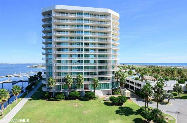 28103 Perdido Beach Blvd B507, Orange Beach, AL 36561 (MLS #295729) :: JWRE Powered by JPAR Coast & County