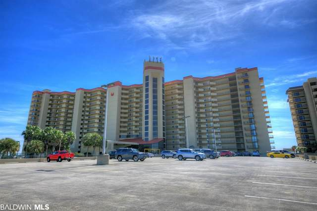 24400 Perdido Beach Blvd #411, Orange Beach, AL 36561 (MLS #295741) :: JWRE Powered by JPAR Coast & County