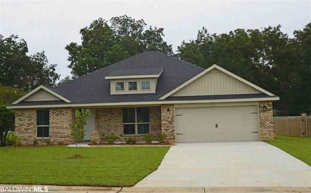2496 Myrtlewood Drive, Foley, AL 36535 (MLS #295852) :: Elite Real Estate Solutions