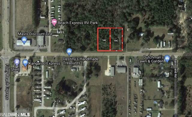 0 Highway 98, Foley, AL 36535 (MLS #295891) :: EXIT Realty Gulf Shores