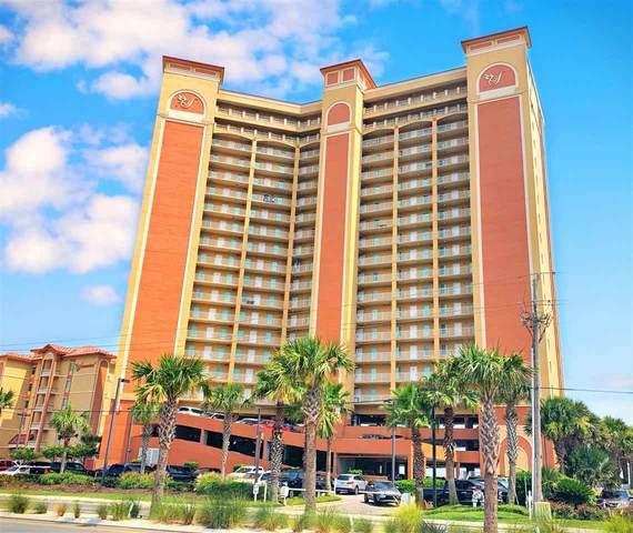 401 E Beach Blvd #1302, Gulf Shores, AL 36542 (MLS #295902) :: ResortQuest Real Estate