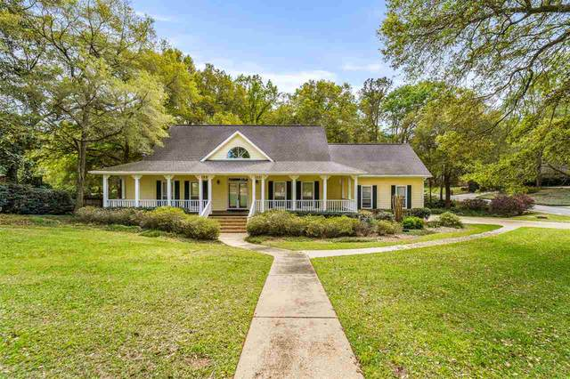 21895 Country Woods Drive, Fairhope, AL 36532 (MLS #296240) :: Dodson Real Estate Group