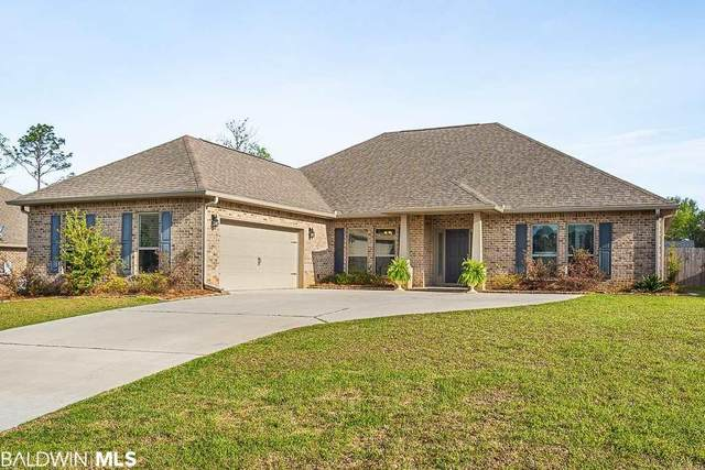 12191 Aurora Way, Spanish Fort, AL 36527 (MLS #296364) :: ResortQuest Real Estate