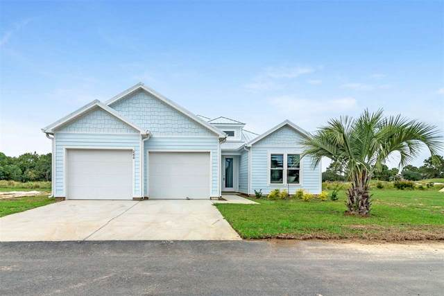 262 Cypress Bend, Gulf Shores, AL 36542 (MLS #296380) :: The Kim and Brian Team at RE/MAX Paradise