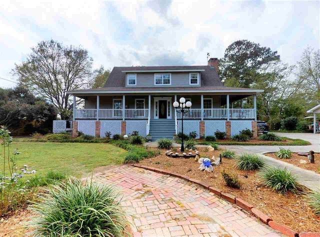 3817 Riviere Du Chien, Mobile, AL 36693 (MLS #296495) :: Ashurst & Niemeyer Real Estate