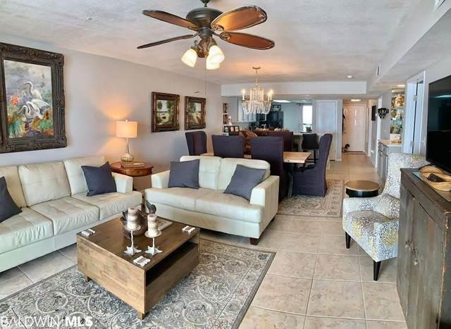 28760 Perdido Beach Blvd #502, Orange Beach, AL 36561 (MLS #296728) :: Ashurst & Niemeyer Real Estate