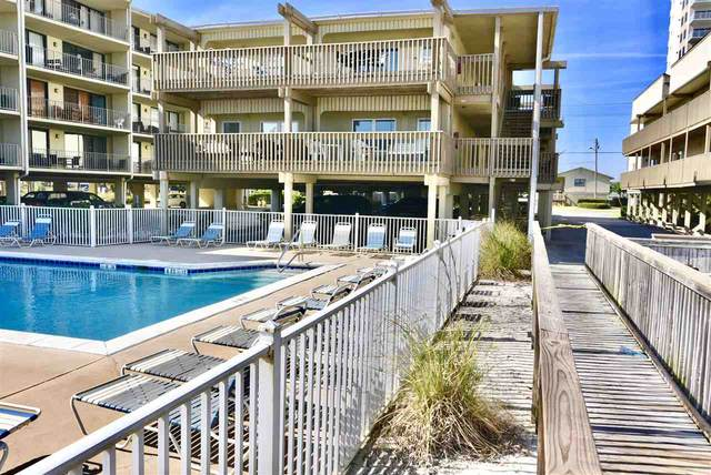 1027 W Beach Blvd #205, Gulf Shores, AL 36542 (MLS #297005) :: JWRE