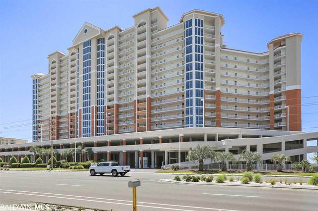 455 E Beach Blvd #713, Gulf Shores, AL 36542 (MLS #297013) :: ResortQuest Real Estate