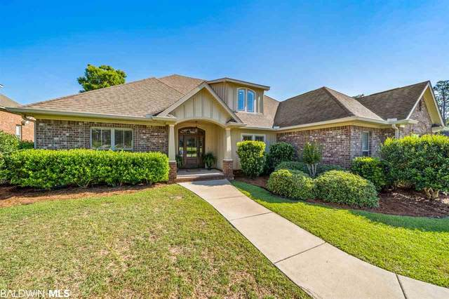 7201 Butterfly Circle, Spanish Fort, AL 36527 (MLS #297533) :: Coldwell Banker Coastal Realty