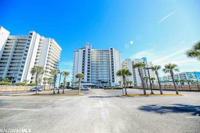 24770 Perdido Beach Blvd #1206, Orange Beach, AL 36561 (MLS #297575) :: EXIT Realty Gulf Shores