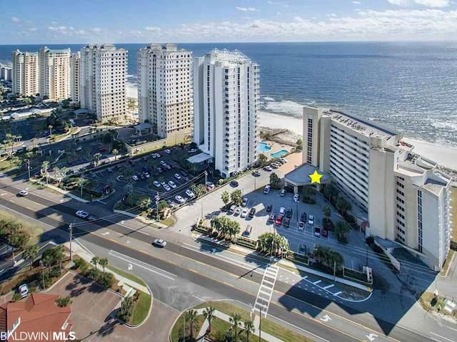 13753 Perdido Key Dr #814, Perdido Key, FL 32507 (MLS #297860) :: Elite Real Estate Solutions