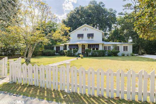11 N Ingleside Street, Fairhope, AL 36532 (MLS #298389) :: JWRE Powered by JPAR Coast & County