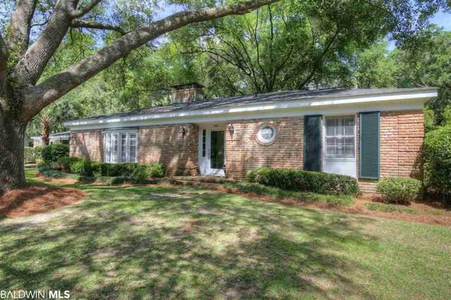 105 Liberty Street, Fairhope, AL 36532 (MLS #298720) :: Dodson Real Estate Group