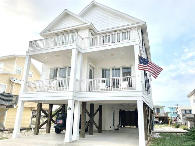 474 E 1st Avenue, Gulf Shores, AL 36542 (MLS #298841) :: ResortQuest Real Estate
