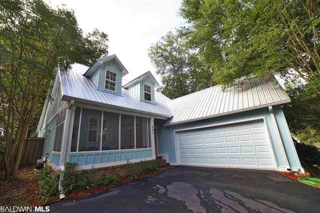 407 Pomelo Street, Fairhope, AL 36532 (MLS #299041) :: Dodson Real Estate Group