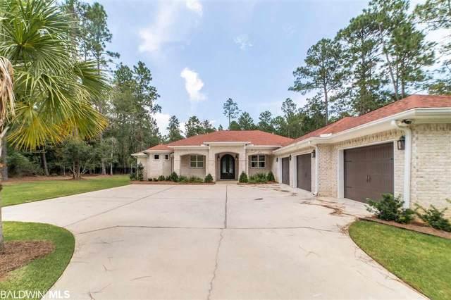 3801 Lakefront Drive, Mobile, AL 36695 (MLS #299110) :: Elite Real Estate Solutions