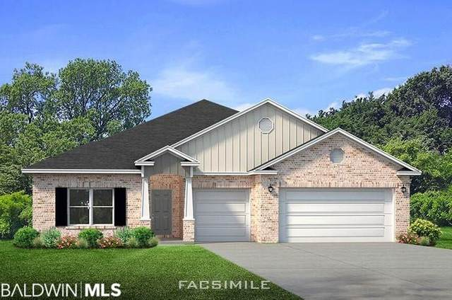 24625 Smarty Jones Circle Lot 237, Daphne, AL 36526 (MLS #299402) :: The Kim and Brian Team at RE/MAX Paradise