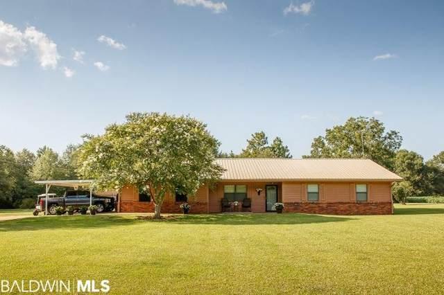 5700 Rockaway Creek Road, Walnut Hill, FL 32536 (MLS #299561) :: EXIT Realty Gulf Shores